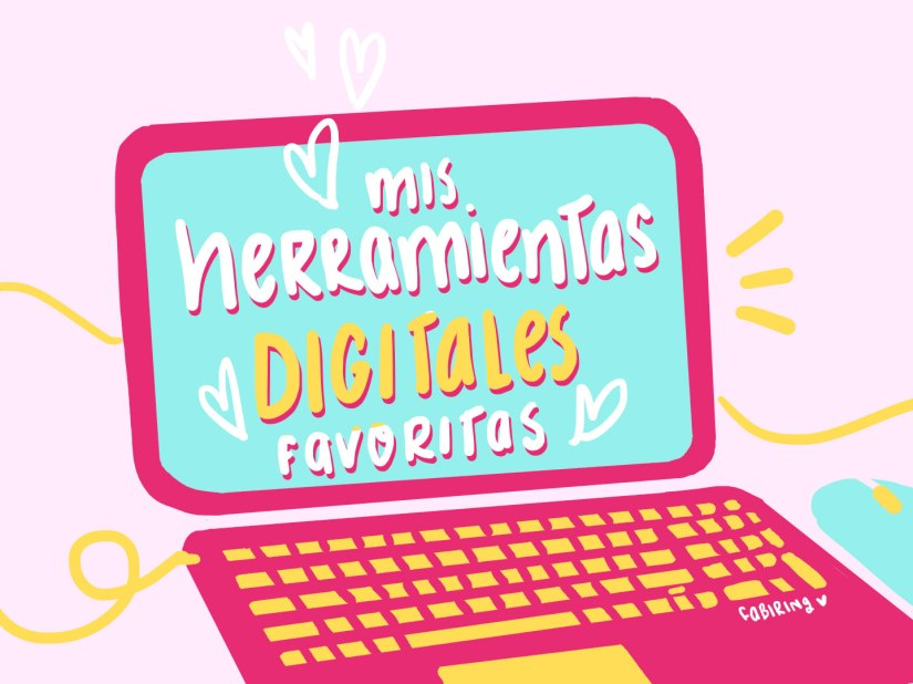 Mis herramientas digitalesfavoritas